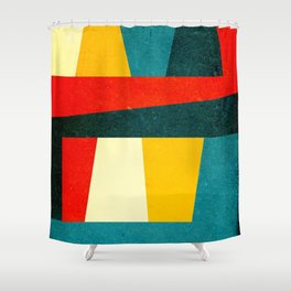 Formas 43 large Shower Curtain