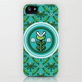 8bit Deco iPhone Case