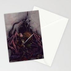 I Am No Man - An Ode to Éowyn Stationery Cards