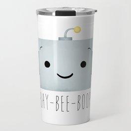 Baby Robot Travel Mug