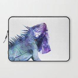 Galactic Iguana Laptop Sleeve