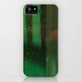 Neon Shadow iPhone Case