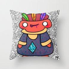 What Jam? Throw Pillow