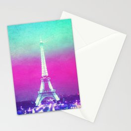 La Tour Eiffel Stationery Cards