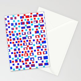 Color square 13 Stationery Cards