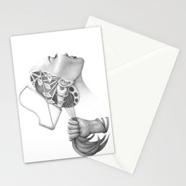 Strings      Stationery Cards