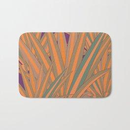 Colorful Agaves Bath Mat