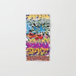 Graff Montage Hand & Bath Towel