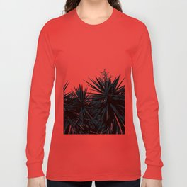 Yucca Trees Long Sleeve T-shirt