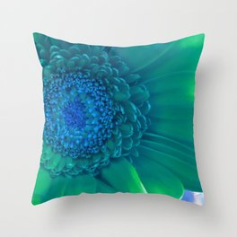 To Be a Different Kind of Flower Throw Pillow