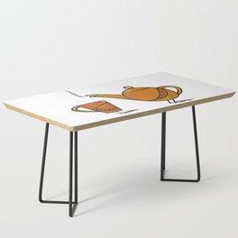 Tea Birds Coffee Table