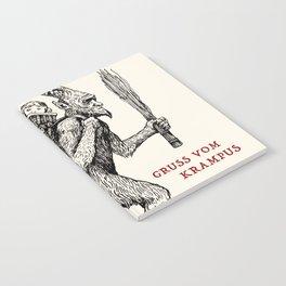 Gruss vom Krampus Notebook