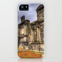 Greyfriars Kirk Cemetery Edinburgh iPhone Case