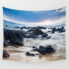 Keawakapu Kahaulani Dew Of Heaven Maui Hawaii Wall Tapestry