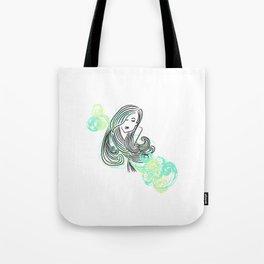 I dream of the sea Tote Bag