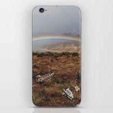 Rainbones iPhone & iPod Skin