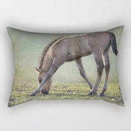 Bella's Filly and a Friend Rectangular Pillow