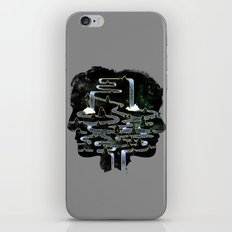 Mine is Yours iPhone & iPod Skin