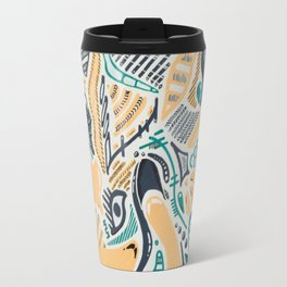 2D Dynamism 01 Travel Mug