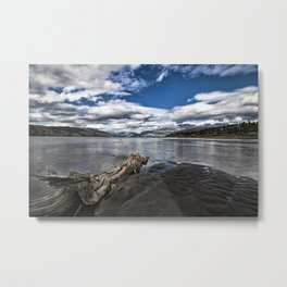 Lake Jasper view Metal Print