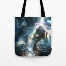 Angel Light Tote Bag