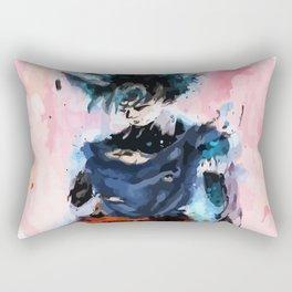 Goku Ultra Instinct Rectangular Pillow