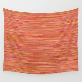 Series 7 - Tangerine Wall Tapestry