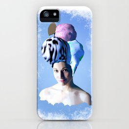 Jess Frost iPhone Case