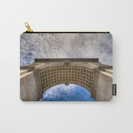 Arch In The Square Carry-All Pouch