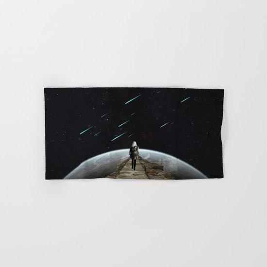 Falling Stars Hand & Bath Towel