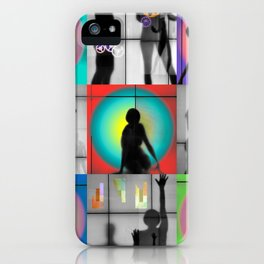 Body Language 62 iPhone Case