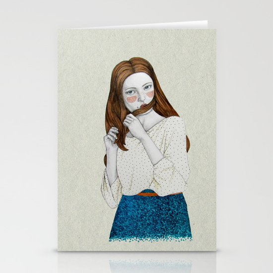 Clementina Stationery Cards