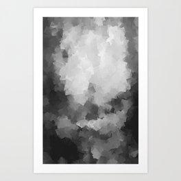 #5 SMOKED Art Print