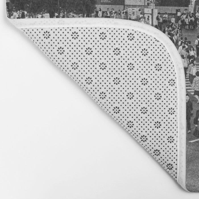 Shibuya Crossing Bath Mat