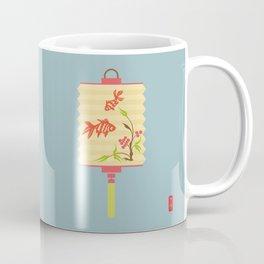 Chinese Antique - Lantern Coffee Mug