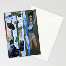 Peeping Tom Stationery Cards