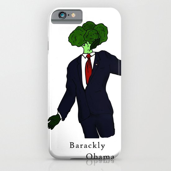 Barackly Obama iPhone & iPod Case