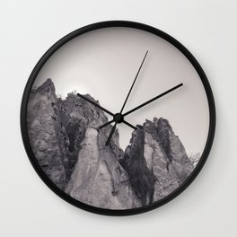 Bandelier, New Mexico Wall Clock