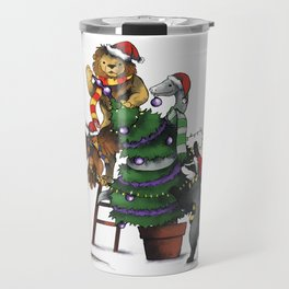 A Merry Christmas Travel Mug