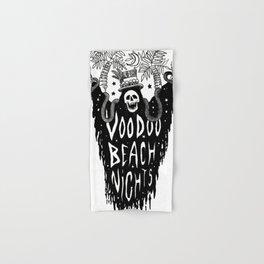 Voodoo Beach Nights Hand & Bath Towel