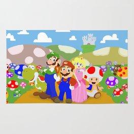 Mario & friends Rug