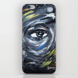 Eye on my Mood iPhone Skin