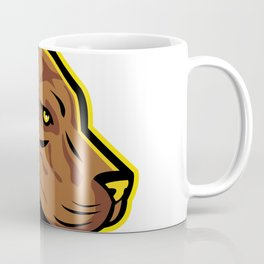 Spanish Bulldog or Spanish Alano Mascot Coffee Mug