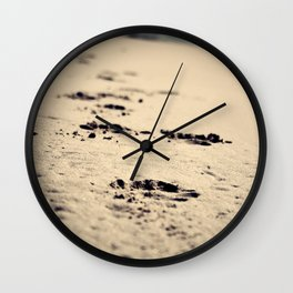 Memory sands Wall Clock
