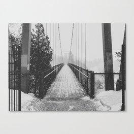 Lost Canvas Print