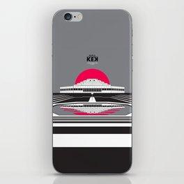 Rapla KEK iPhone Skin