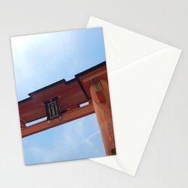 Torii Gate Stationery Cards