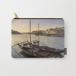 Oporto sunset,  Portugal Carry-All Pouch