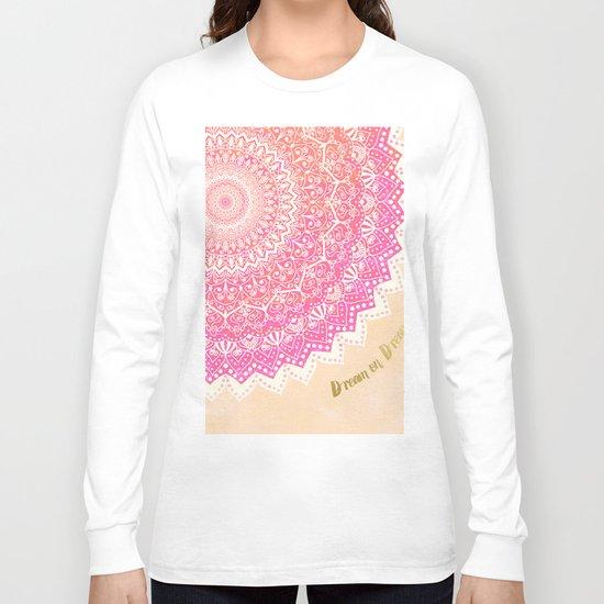 FAIRY MANDALA Long Sleeve T-shirt
