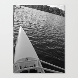 Row Canvas Print